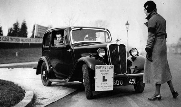 Driving Test 80 years old