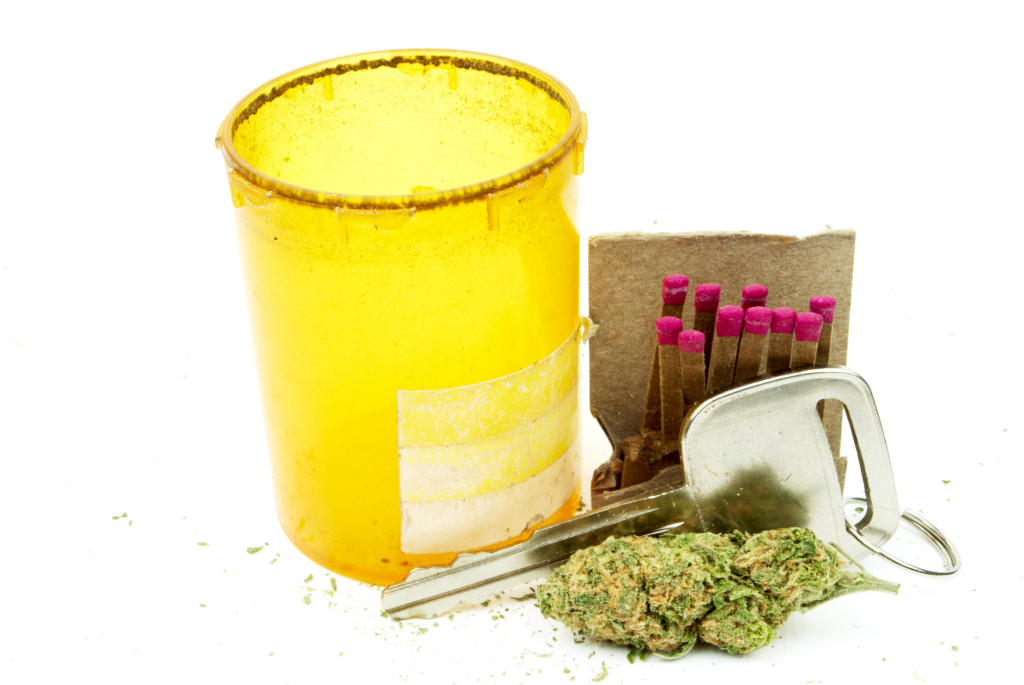 Drug driving limit items such as cannabis, drugs, car key