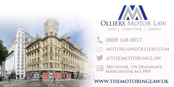 Olliers Motor Law Manchester